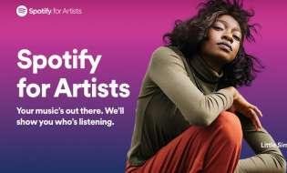 Spotify lancia la piattaforma per condividere dati con gli artisti