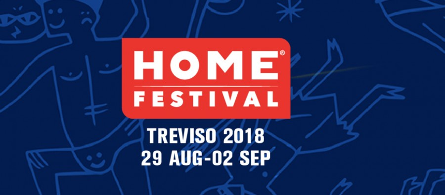 Il patrocinio di ASSOMUSICA all' HOME FESTIVAL 2018