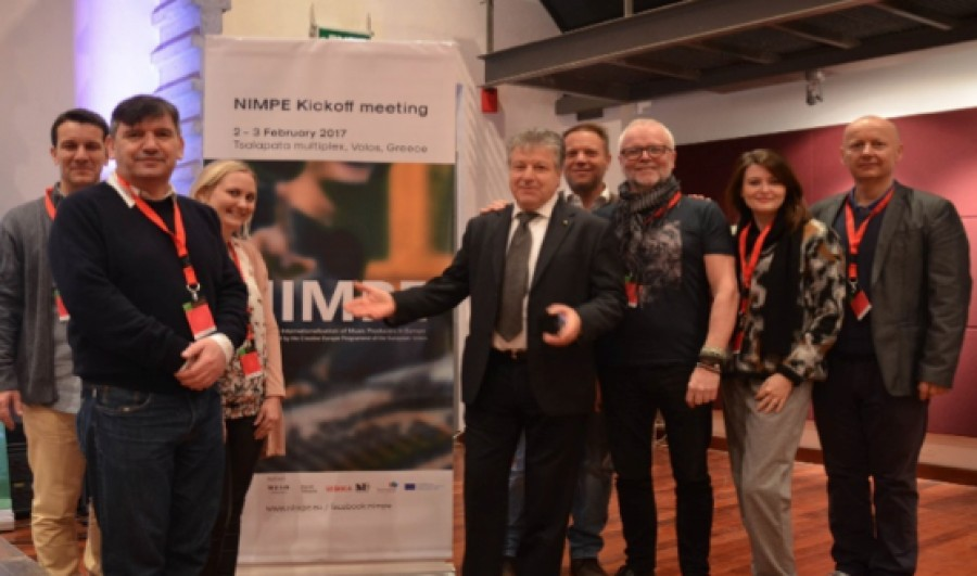 NIMPE Initiative Project launch in Volos, Greece