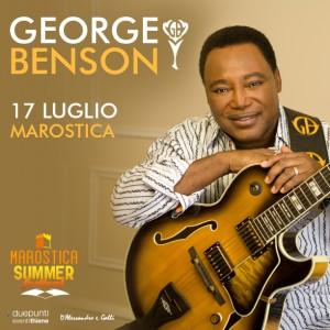 GEORGE BENSON - Unica data italiana