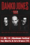 Danko Jones + Bombus