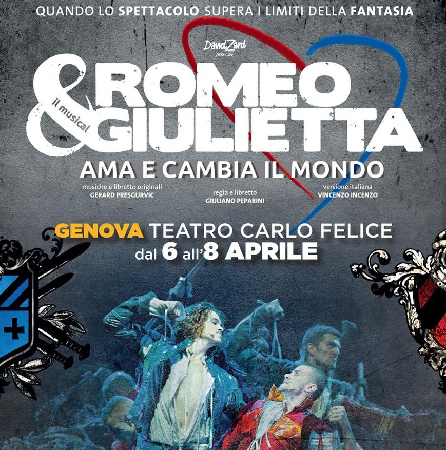 Romeo e Giulietta - Romeo e Giulietta Ama e Cambia il Mondo