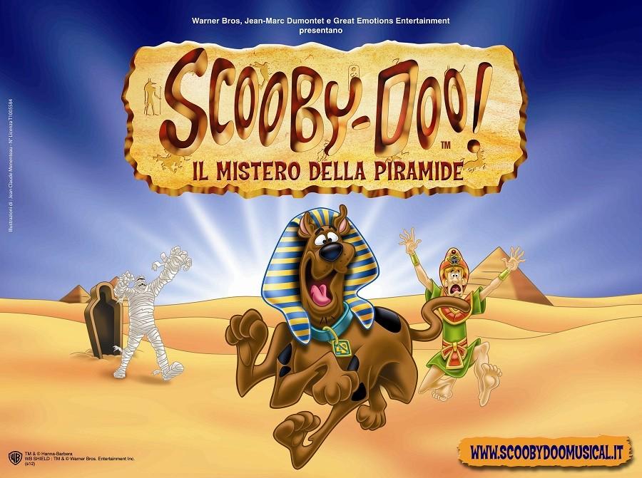 Scooby doo il mistero della piramide assomusica