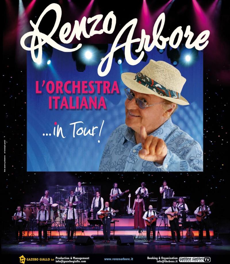 sito renzo arbore orchestra italiana canzone